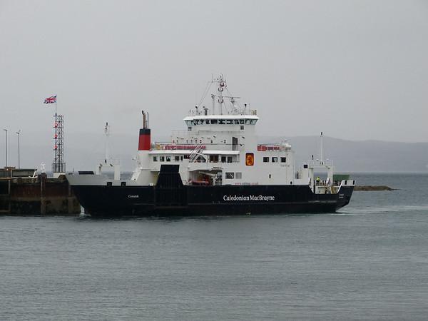 Caledonian MacBrayne - 'Coruisk' 150505 Mallaig