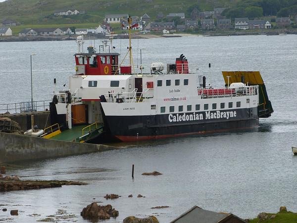 Caledonian MacBrayne - 'Loch Bute' 130616 Fionnphort