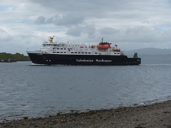 Caledonian Macbrayne - 'Clansman' 130619 Oban