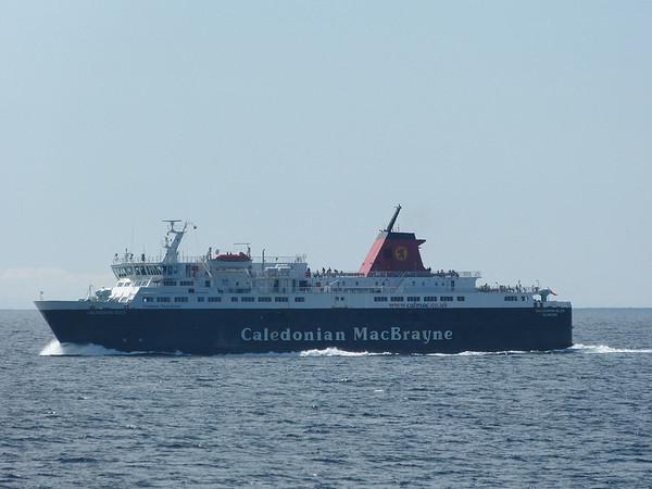 Caledonian MacBrayne - 'Caledonian Isles' 170724