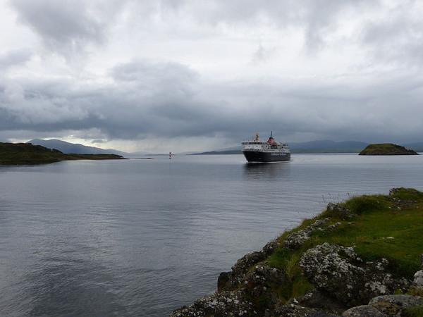 Caledonian Macbrayne - 'Isle of Mull' 120910 Oban