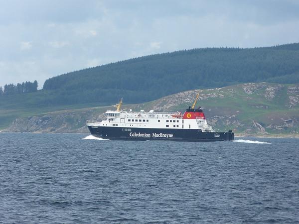 Caledonian MacBrayne - 'Finlaggan' 160705 Kintyre