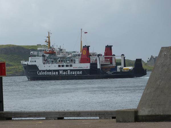 Caledonian MacBrayne - 'Hebridean Isles' 130619 Oban