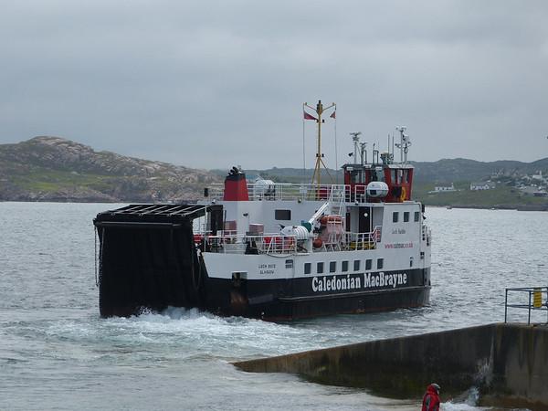 Caledonian MacBrayne - 'Loch Bute' 130616 Iona