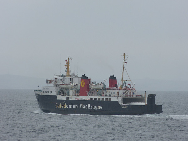 Caledonian MacBrayne - 'Isle of Arran' 160628 Firth of Clyde