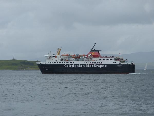 Caledonian MacBrayne - 'Isle of Mull' 130619 Oban