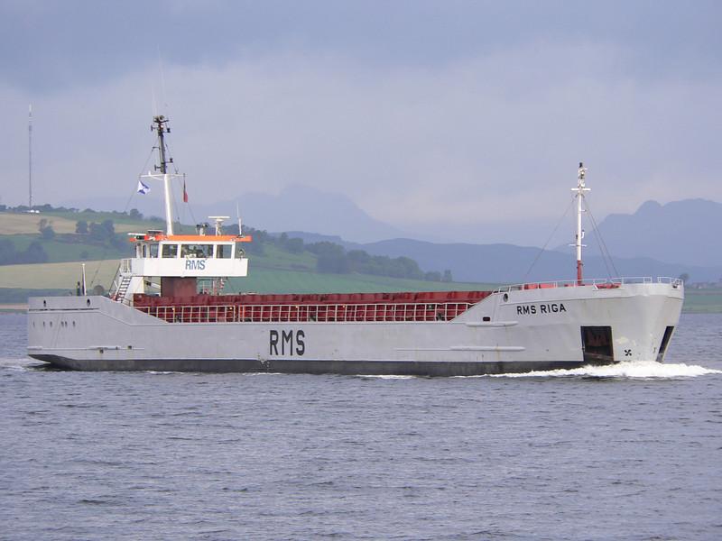 RMS RIGA