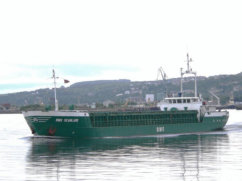 RMS SCANLARK