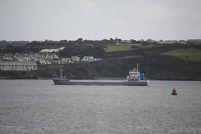 Cargo Vessels - 0gt to 3000gt