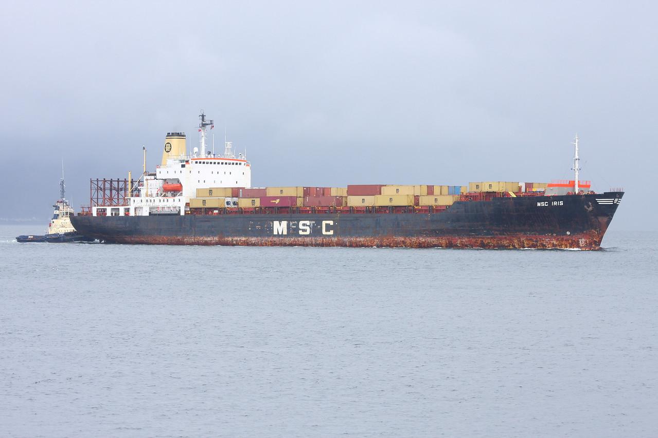 MSC IRIS