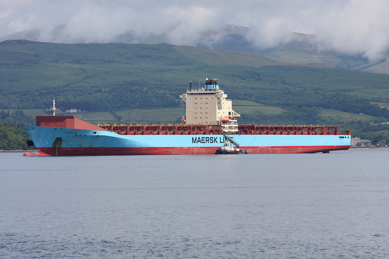 MAERSK BOSTON
