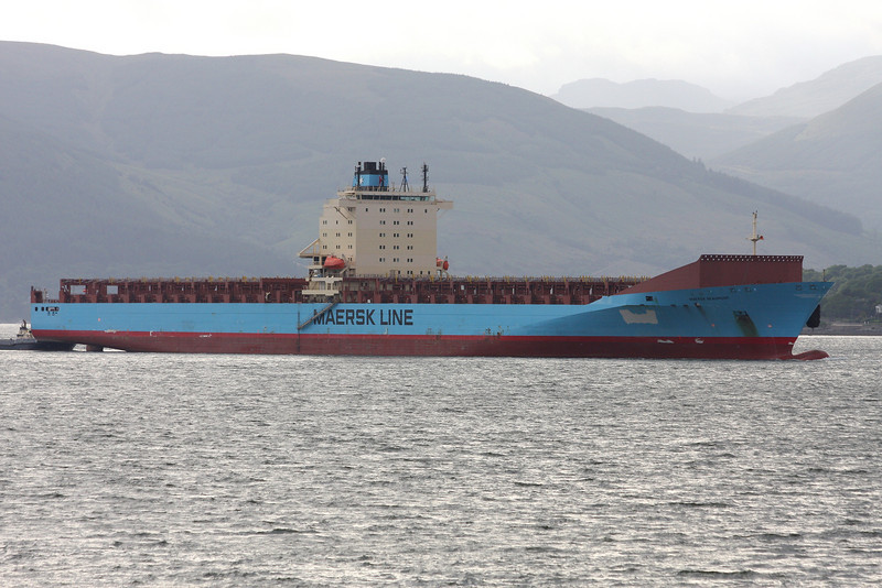 MAERSK BEAUMONT