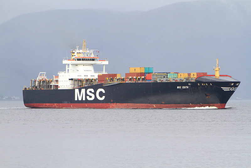 MSC EDITH