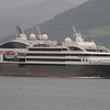 LE BOREAL, Flag: France, 10,944 GRT, River Clyde May 2014