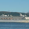 CRYSTAL SYMPHONY, Flag: Bahamas, 51,044 GRT, River Clyde August 2014