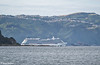 'Celebrity Solstice' departs from Wellington, 17 March 2018
