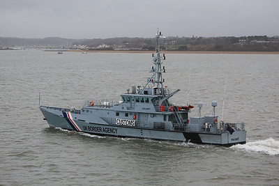 VALIANT - In the Solent 30.03.10