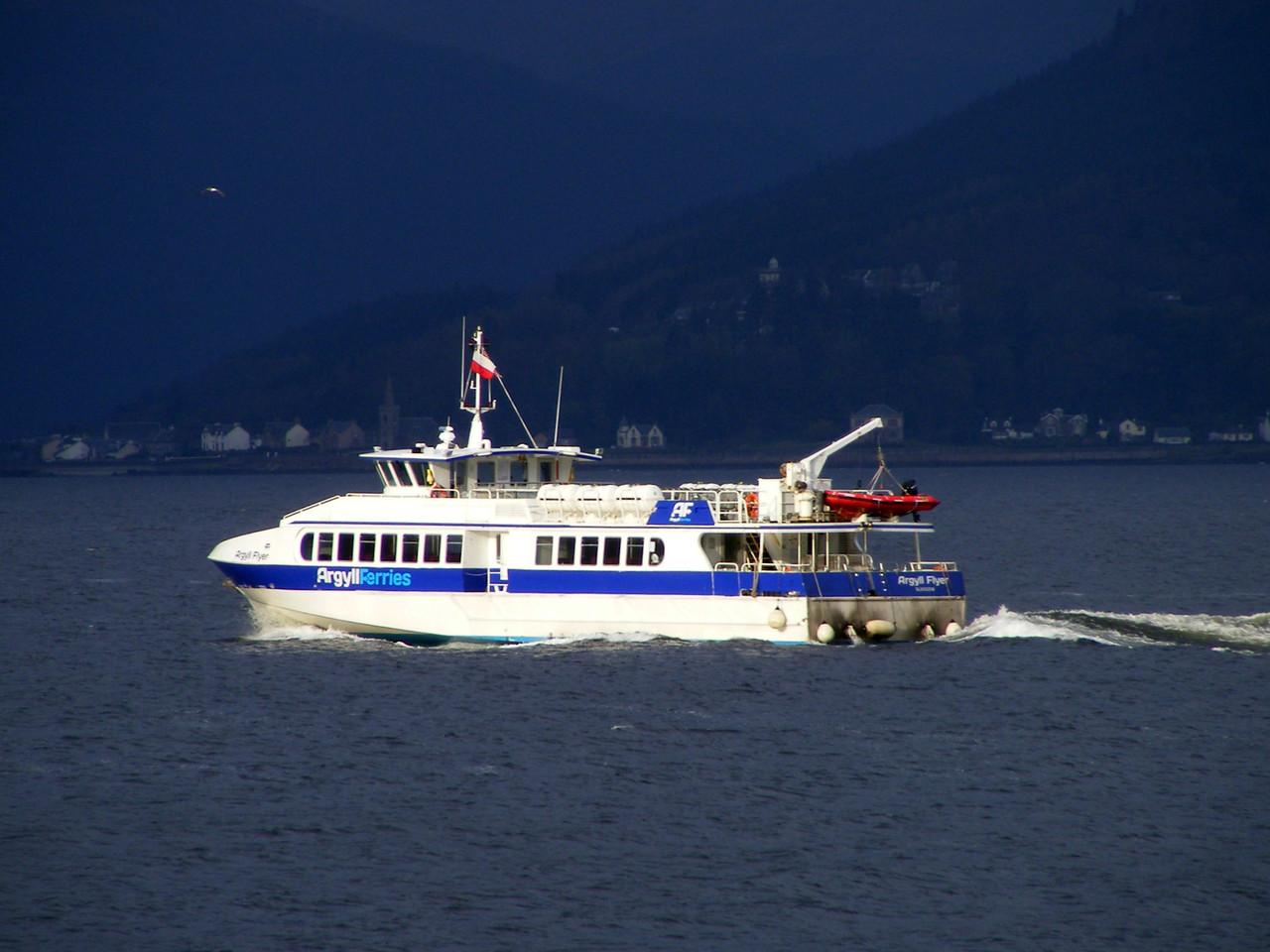 MV Argyll Flyer - Flickr