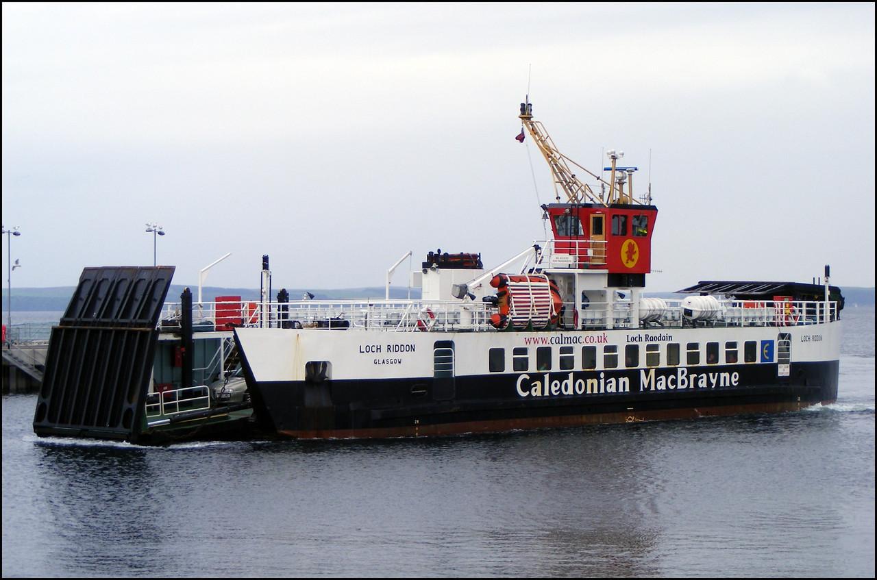 MV Loch Riddon - Flickr
