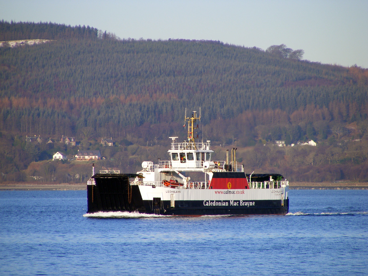 Loch Allainn - Flickr