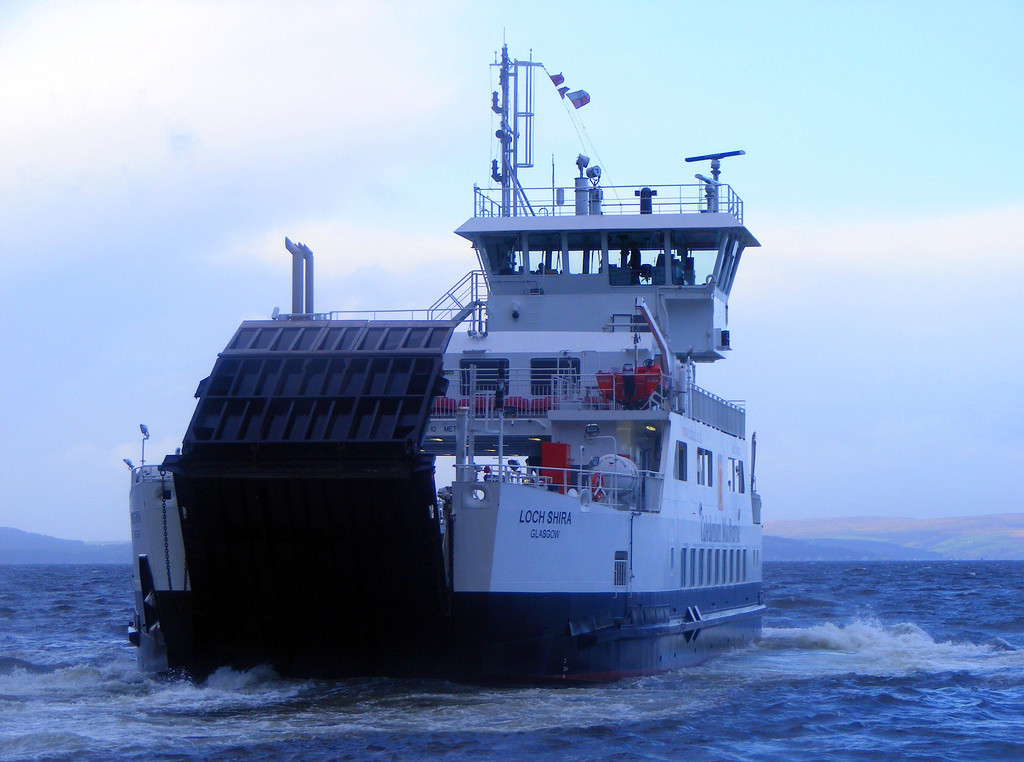 MV Loch Shira - Flickr