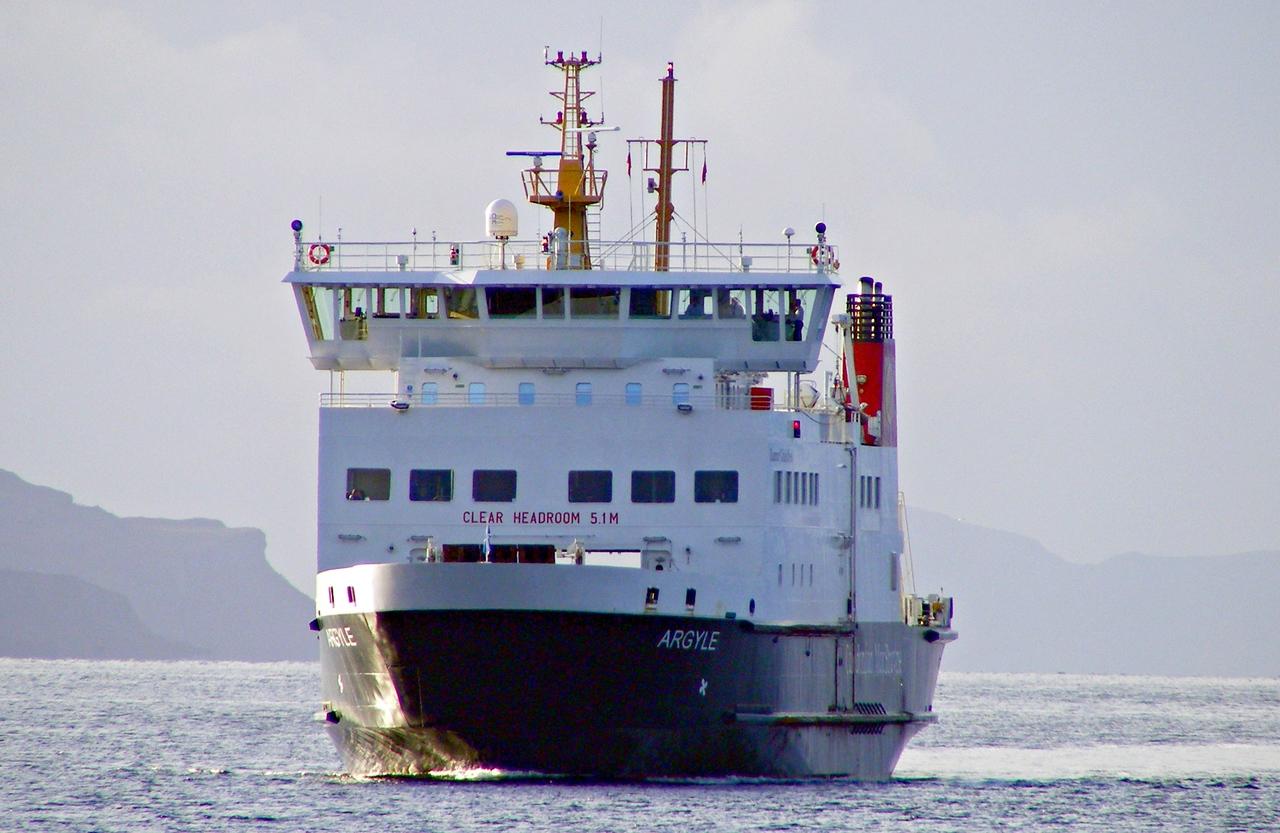 MV Argyle - Flickr