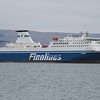 FINNARROW, Flag: Finland, 25,996 GRT, River Clyde February 2013