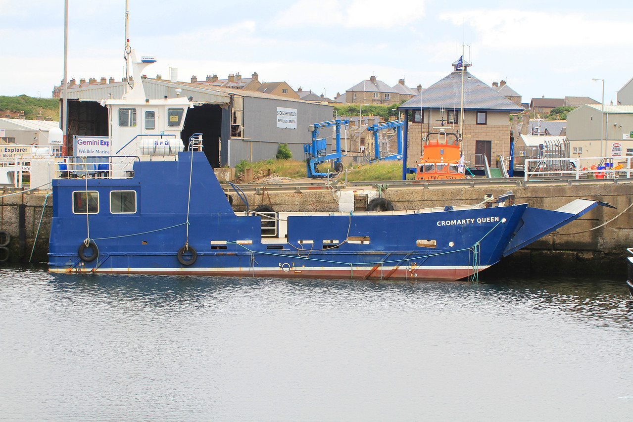 CROMARTY QUEEN