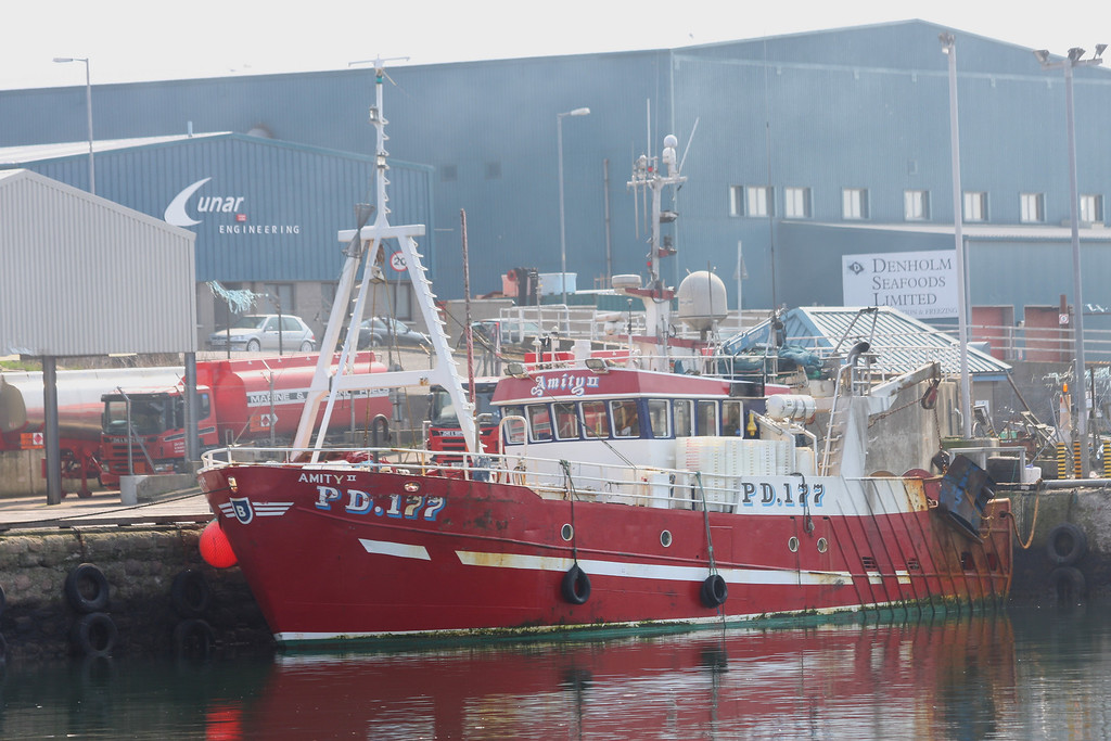 AMITY II, PD-177 (Peterhead) , Peterhead April 2011