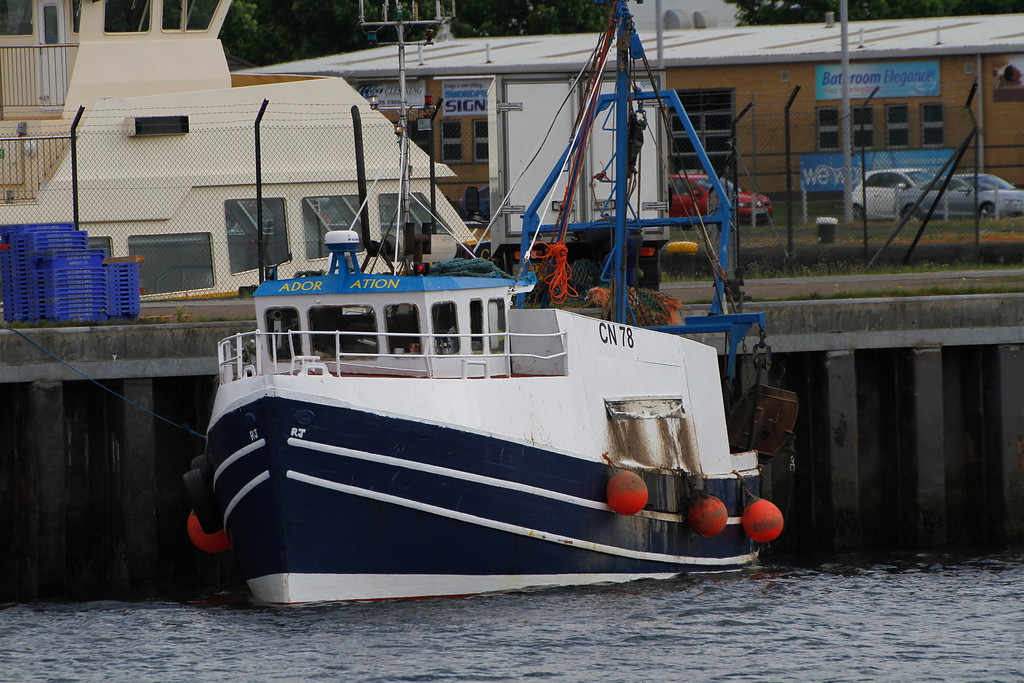 ADORATION, CN-78 (Campbeltown), Greenock May 2013