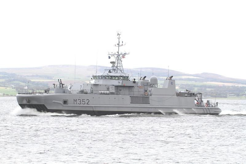 M-352 KNM RAUMA