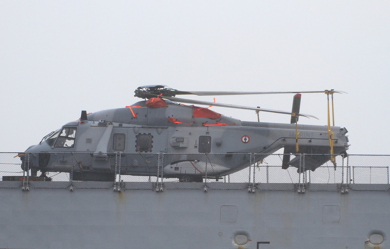French Navy NH90 NFH