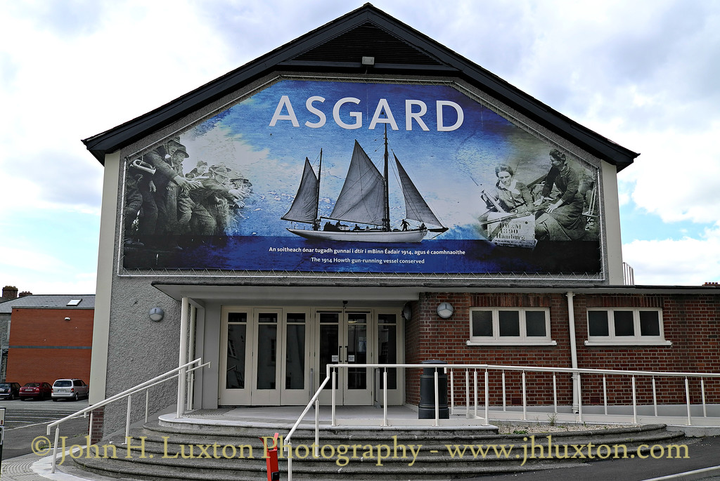 Asgard - The Historic Howth Gun Runner