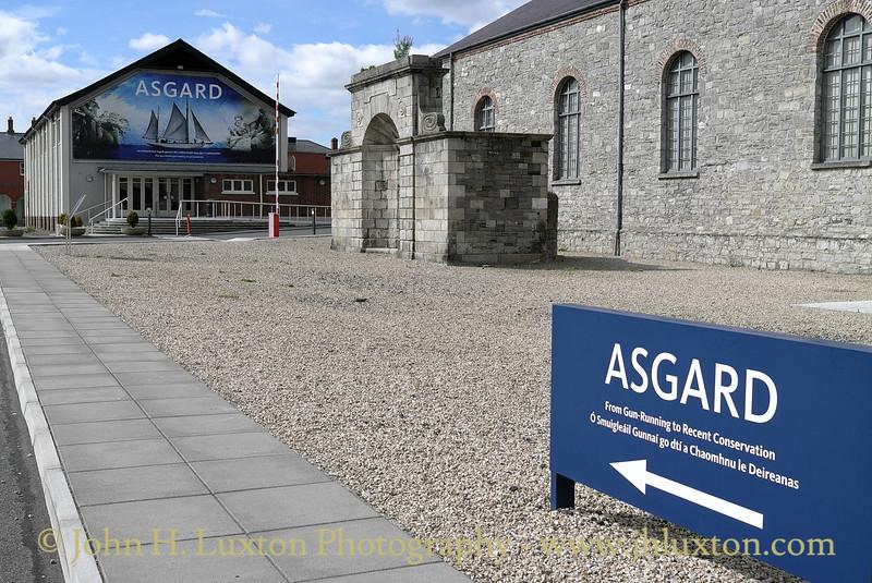 Asgard - The Historic Howth Gun Runner