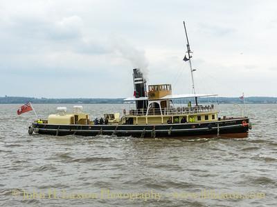 DANIEL ADAMSON at Eastham Ferry - April 28, 2021