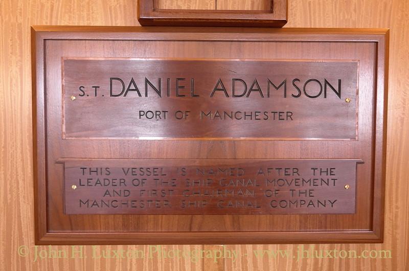 DANIEL ADAMSON Cruise to Acton Bridge - September 30, 2016