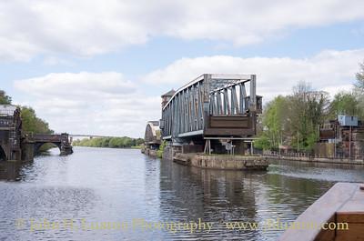 Daniel Adamson - Manchester Ship Canal Cruise - April 23, 2017