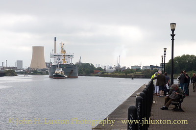 Daniel Adamson - Manchester Ship Canal Cruise - July 25, 2017