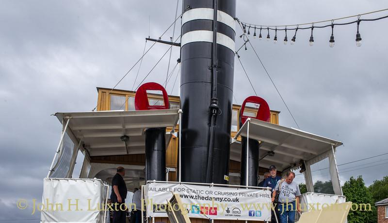 Daniel Adamson - Weaver Navigation Cruise - June 13, 2019
