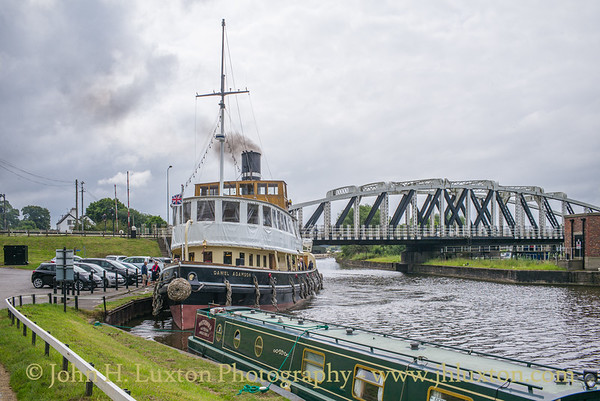 Daniel Adamson - Weaver Navigation Cruise - June 13, 2019