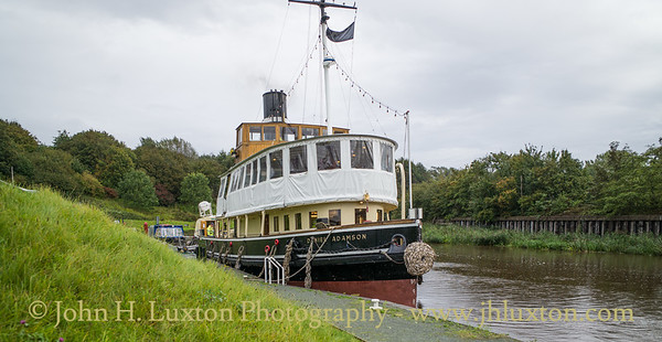 Daniel Adamson - Weaver Navigation Cruise - September 27, 2019