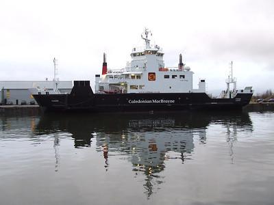 CalMac's ferry Coruisk