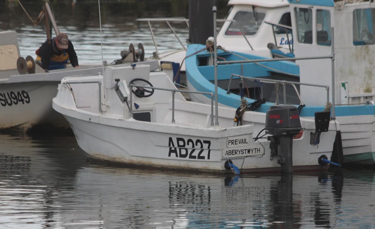 PREVAIL, AB-227(Aberystwyth), Poole July 2012