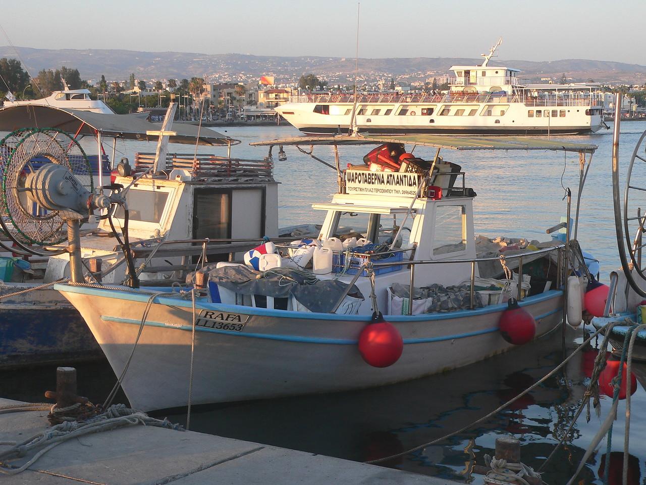 RAFA, LL-13653 (Limassol), Paphos July 2013