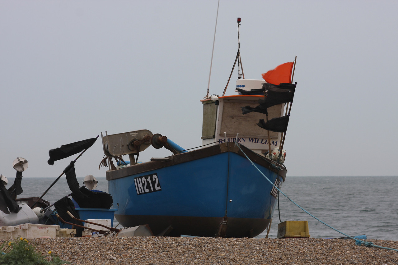 REUBEN WILLIAM, IH-212(Ipswich), Aldeburgh Suffolk July 2010