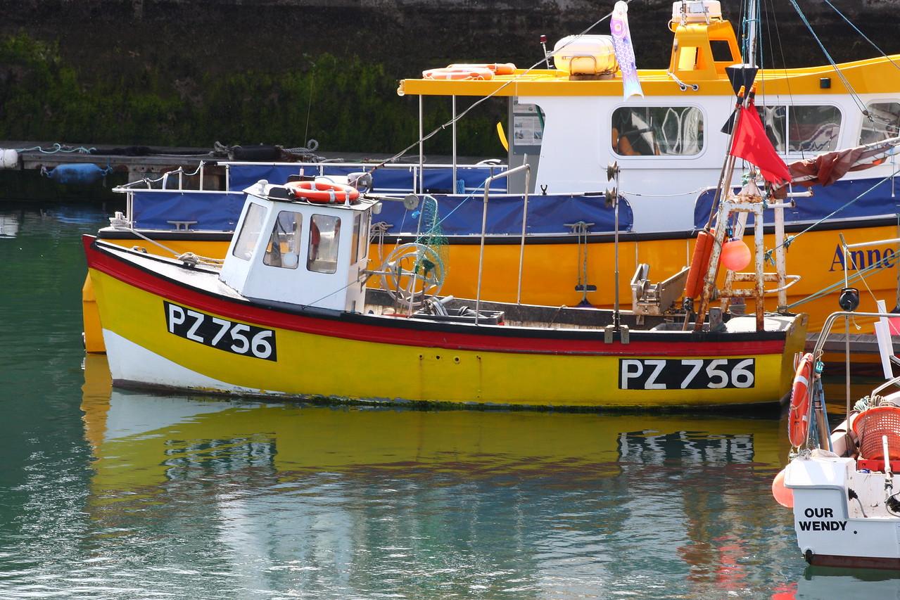 RACHAEL, PZ-756 (Penzance), Torquay July 2009