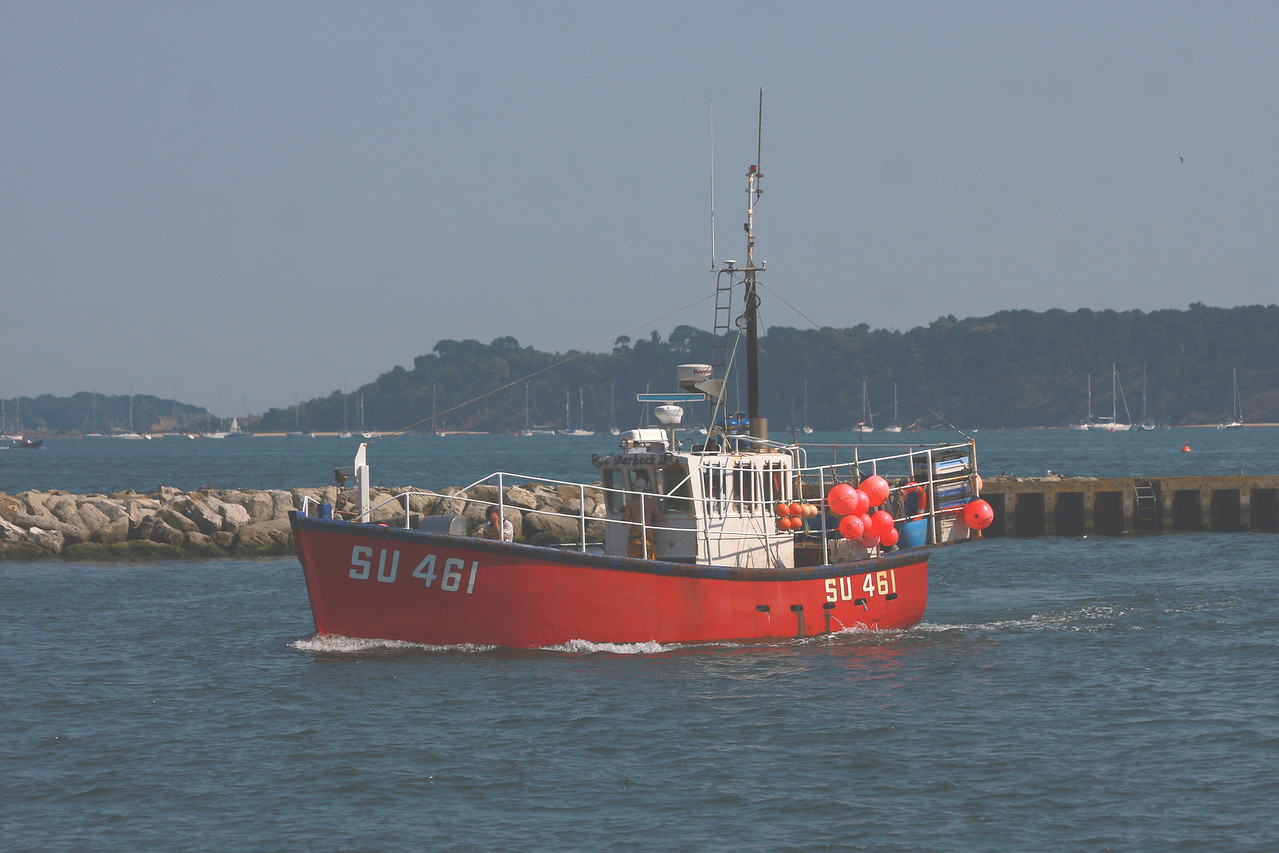 PURBECK II, SU-461(Southampton), Poole July 2012