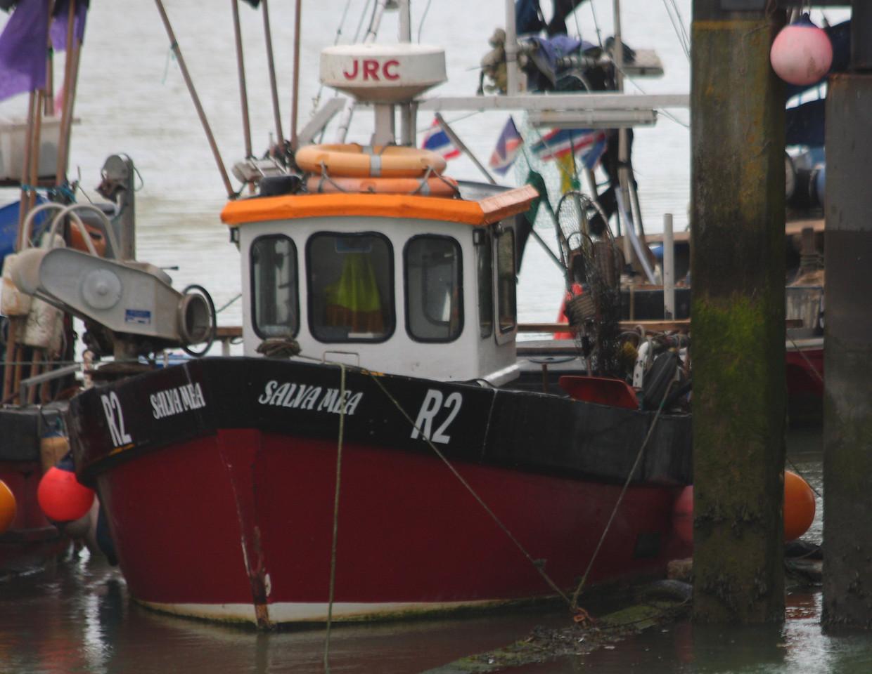 SALVA MEA, R-2 (Ramsgate), Newhaven July 2012