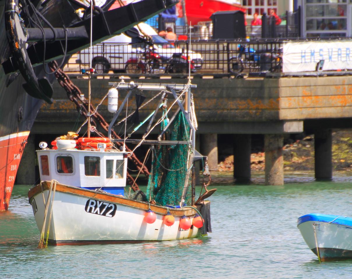PROVIDER, RX-72 (Rye), Portsmouth July 2015