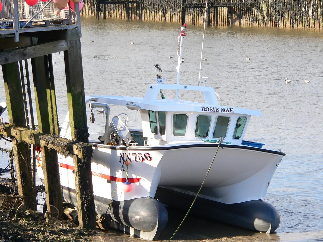 ROSIE MAE, NN-756(Newhaven), Newhaven July 2007
